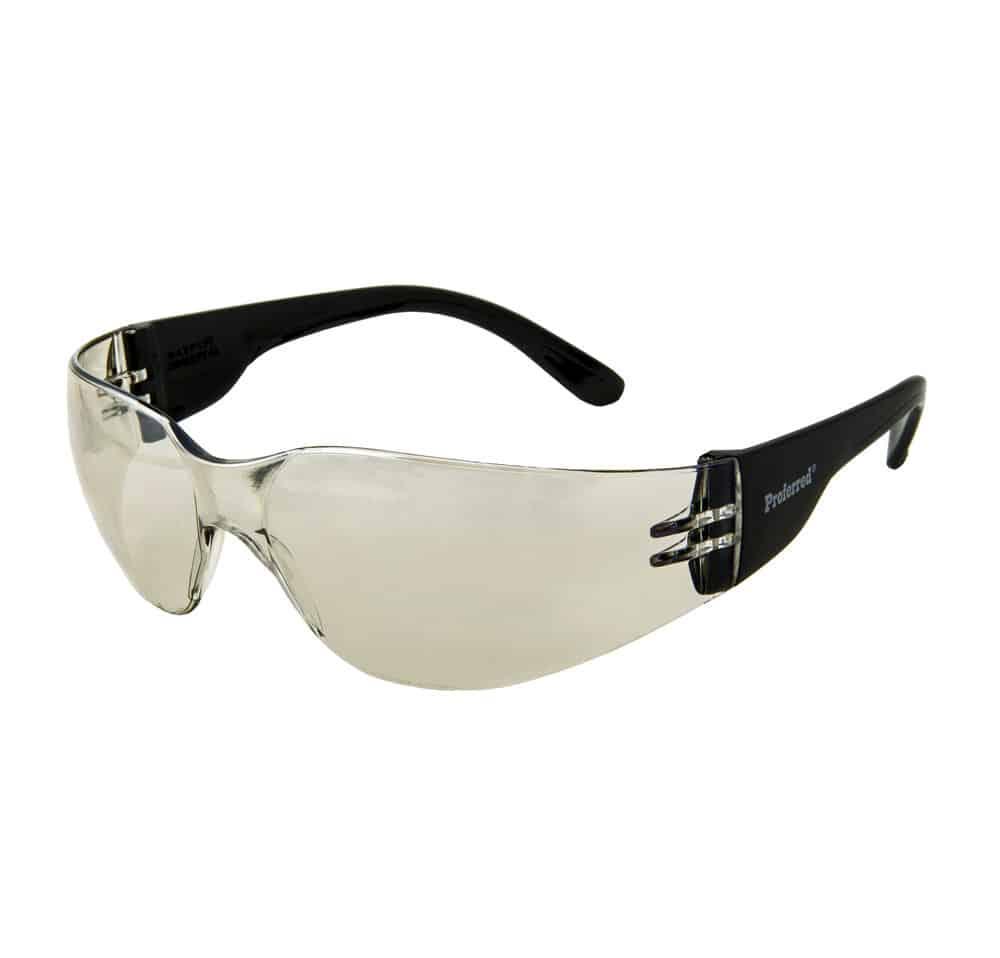 Proferred 100 I O Mirror Lens Safety Glasses Ansi Z87 1